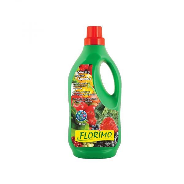 Florimo zöldség és eper tápoldat 1 liter