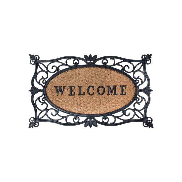 Welcome gumi-kókusz lábtörlő