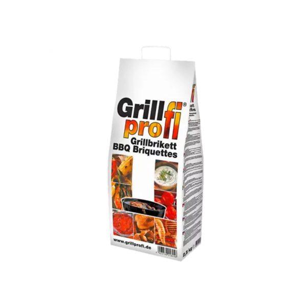 Grillprofi grillbrikett 2,5 kg