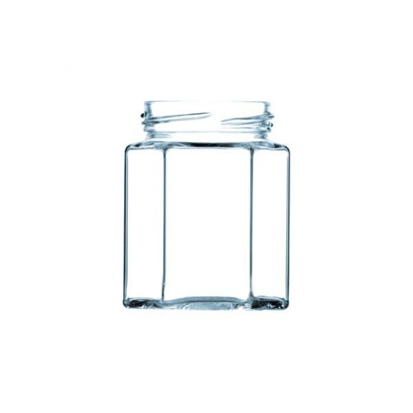Befőttes üveg Hexagon