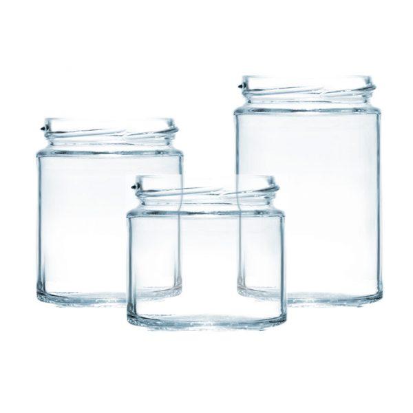 Befőttes üveg Minimal